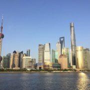 中国旅行上海